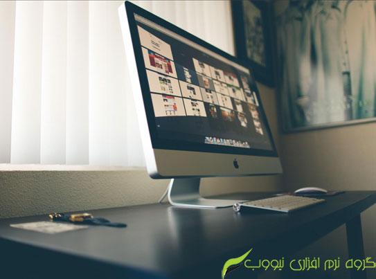 طراحی سایت نیووب, طراحی وب سایت نیووب, بهینه سازی سایت نیووب, نمونه طراحی سایت