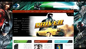 طراحی فروشگاه اینترنتی تصویر گستر پاسارگاد