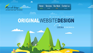 web design in iran, web site design in iran